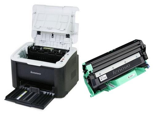 联想打印机 硒鼓